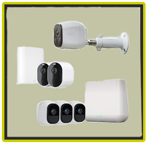 Top 9 Best Arlo Pro Security Camera System reviews 2020