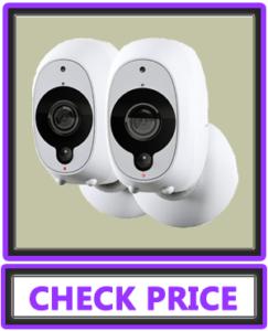 Swann 2 x 1080p Full HD Wireless Smart Security Camera