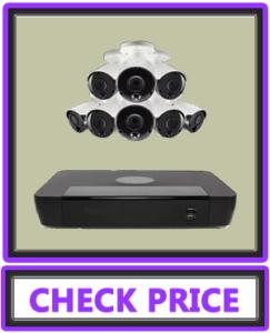 Swann Smart HD Night Vision & Audio Wireless Security Camera SWNVK-885808