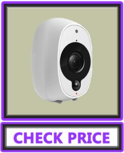Swann Smart HD Night Vision & Audio Wireless Security Camera