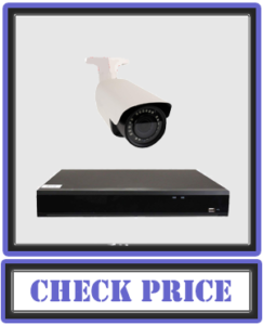 GW Security 16CH Plug & Play 5MP DVR 1920p CCTV Security System