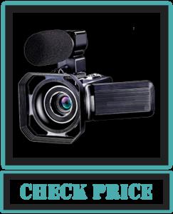 4K Camcorder Vlogging Camera for YouTube Ultra HD