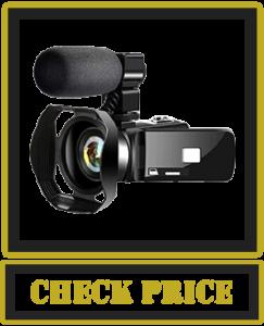 4K Video Camera Ultra HD Camcorder Digital Camera