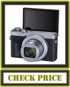 Canon PowerShot G7 X Mark III 20.1MP 4K Digital Camera