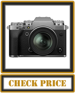 Fujifilm X-T4 Mirrorless Camera