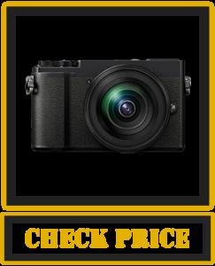 Panasonic LUMIX GX9 4K Mirrorless ILC Camera