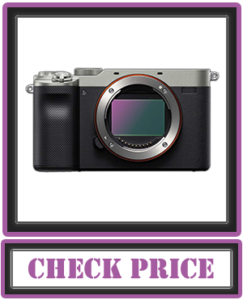 Sony Alpha 7C Full-Frame Mirrorless Camera