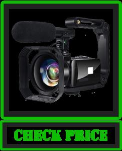 Video Camera 4K Camcorder Image Vlogging Camera