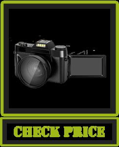4K Digital Camera 48MP Camera Vlogging Camera for YouTube