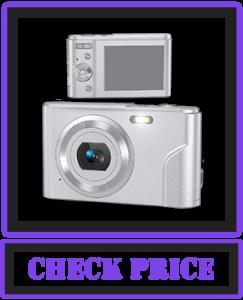 Digital Lecran FHD 1080P 36.0 Mega Pixels Vlogging Camera