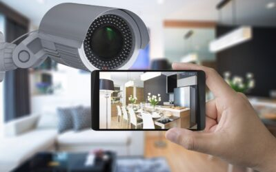 How to stop glare on security camera?